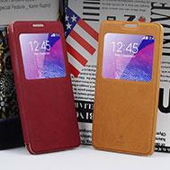 เคส-Samsung-Galaxy-Note-4-รุ่น-เคส-โน๊ต-4-ฝาพับแท้รุ่น-TERSE-จาก-Baseus