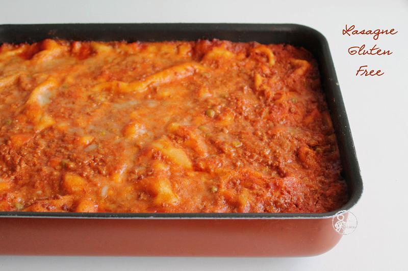 lasagne al ragù senza glutine: la videoricetta