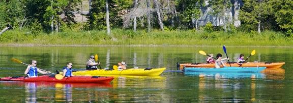 Isle Royale National Park Kayaking Trip: Best Kayaking in ...