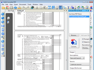 Solid Converter Conversor de archivos PDF a documentos [word – excel]