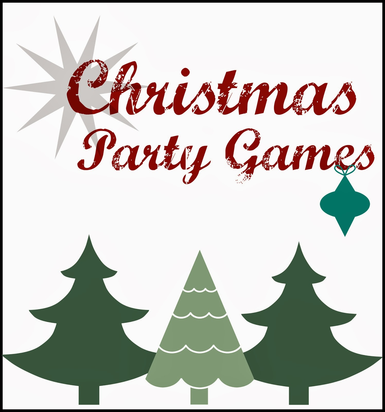 Christmas Games Christmas party games