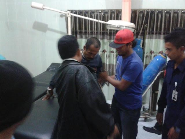 Didor Polisi, Residivis Curanmor Terkapar