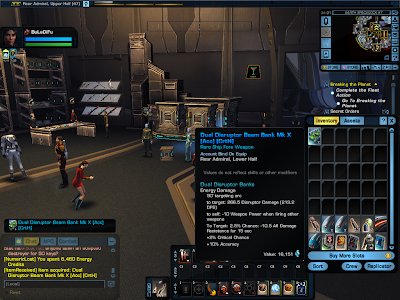 Star Trek Online - Fore Weapon