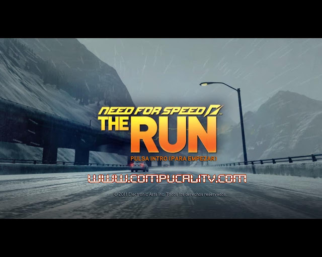Capturas propias By Richi Need For Speed The RUN Limited Edition