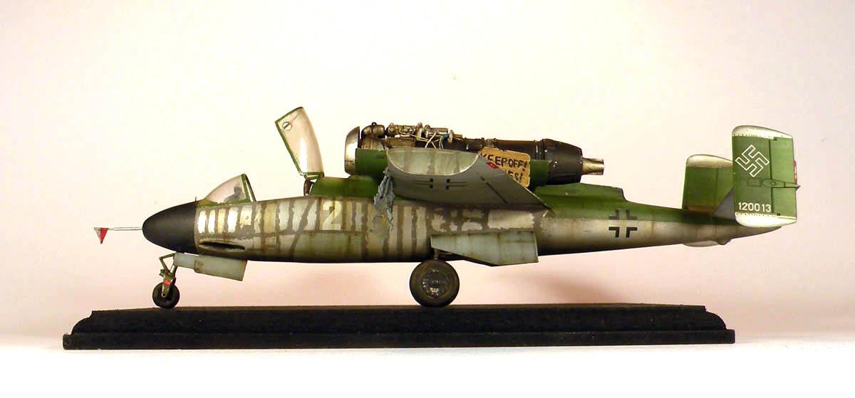 1/48 Tamiya Heinkel He-162A-2