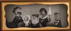 Louis Daguerre doodle de Google louis daguerre logo de google 18 de noviembre