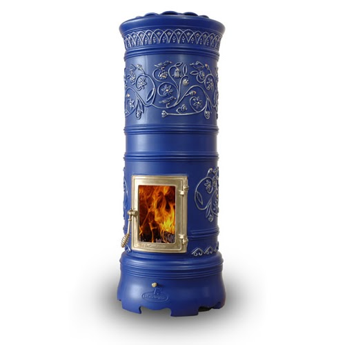 Best fireplace design ideas: Free standing Italian wood stoves