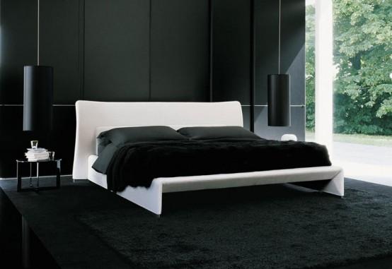 Multinotas: diseño moderno de dormitorios
