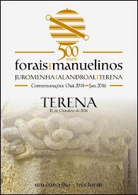 500 ANOS FORAIS MANUELINOS - TERENA - 11 DE OUTUBRO DE 214