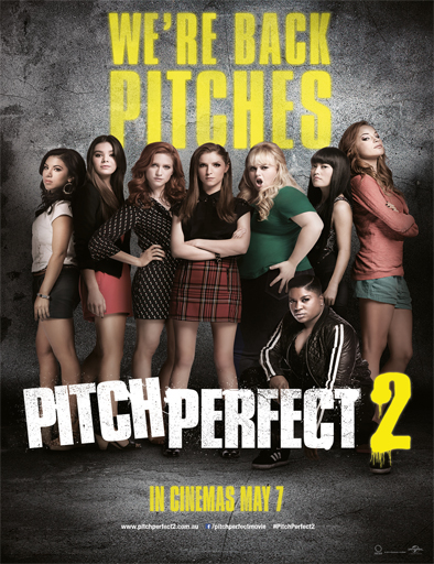 Ver Más notas perfectas 2 (Pitch Perfect 2) (2015) Online