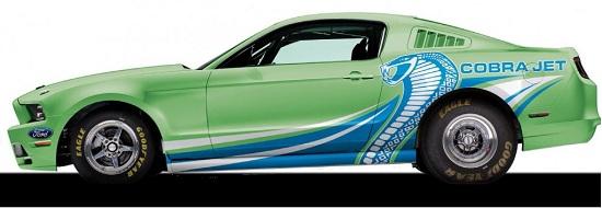 2014 Ford Cobra Jet Mustang