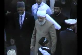 Khalifah Islam Mengunjungi Amerika Serikat, Menyebarkan Perdamaian
