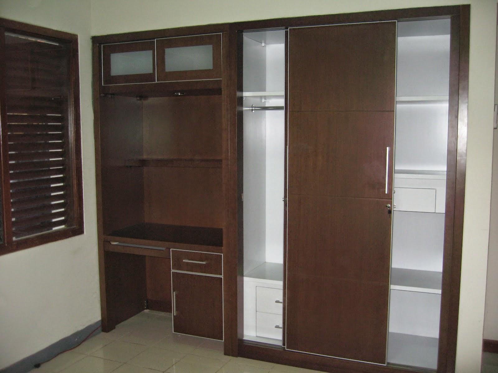 Furnitur Lemari Minimalis Untuk Rumah Sederhana