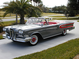 Muscle Car of the Week: '58 Edsel Citation