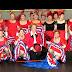 Dimanche dernier, le Gala de danses, entre Mimi Pinson et les Marcelines