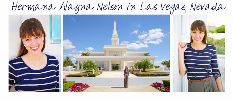 Hermana Nelson in Las Vegas