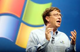 Bill Gates Launched Windows