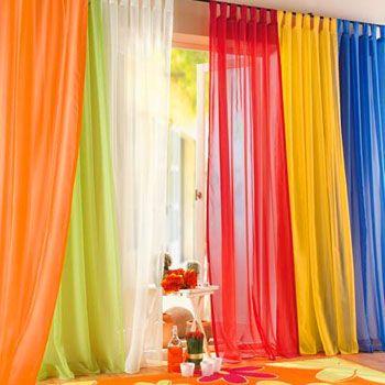 My Home Design: Summer Curtains Designs Ideas 2011 Photo Gallery