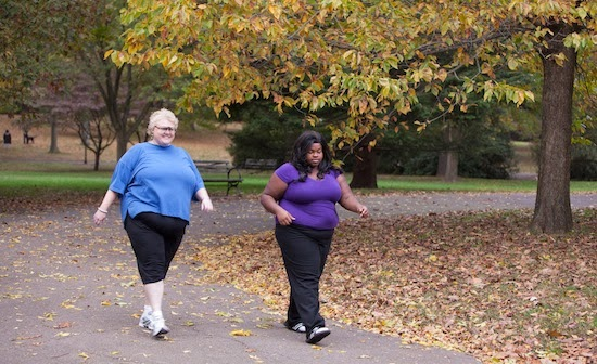Does weight determine health?
