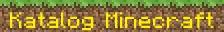 Katalog stron o Minecraft
