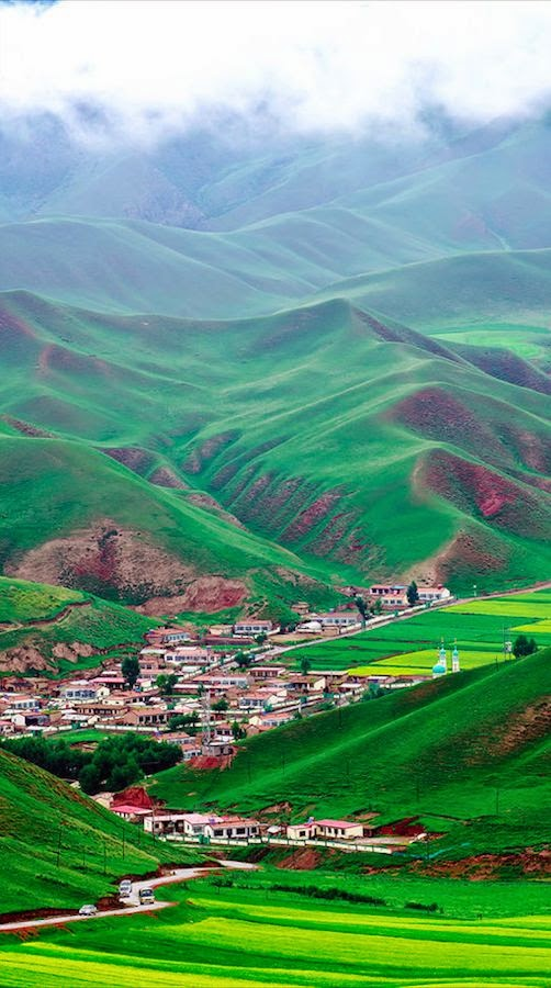 Qinghai, China