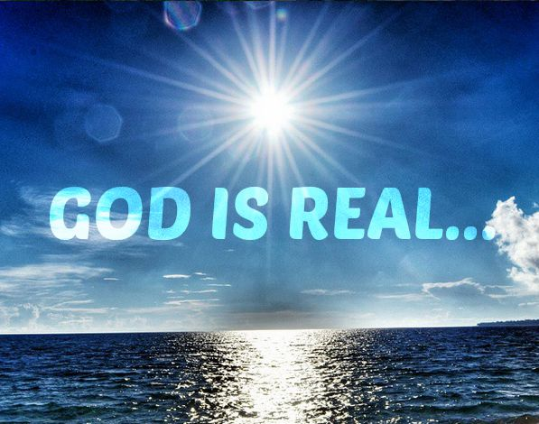 is god real God is real, brooklyn, ny 29k likes wanted: fans that have peace in their heart and love in their soul please click 'like' to join us, post your.