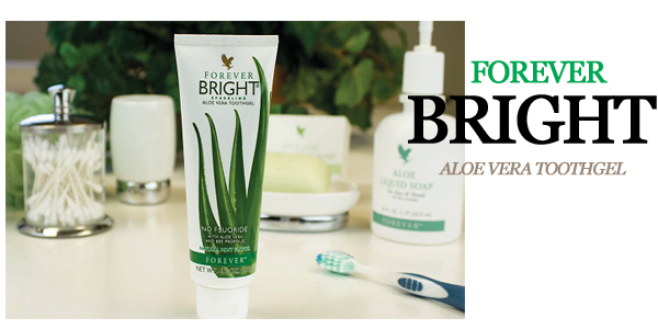how to use forever bright toothgel