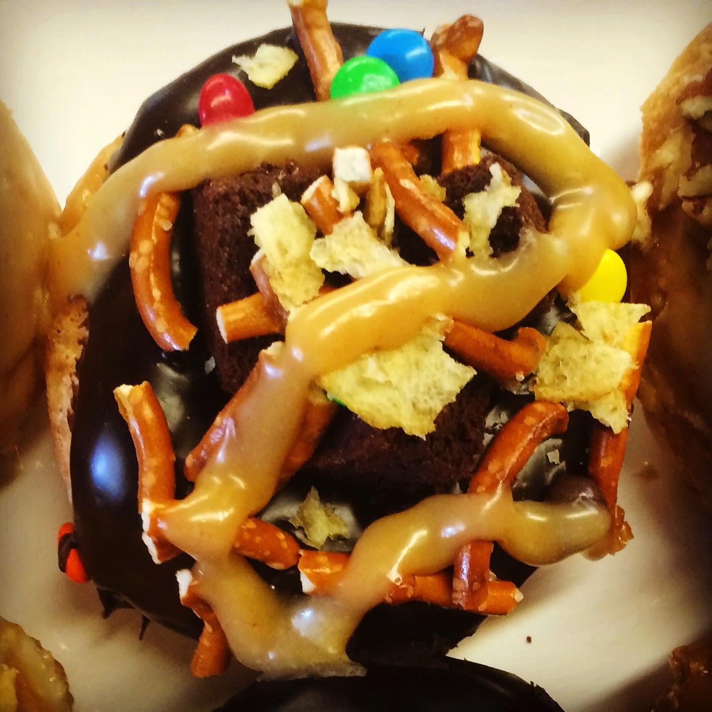 Sunday Doughnuts: Game Day Doughnuts