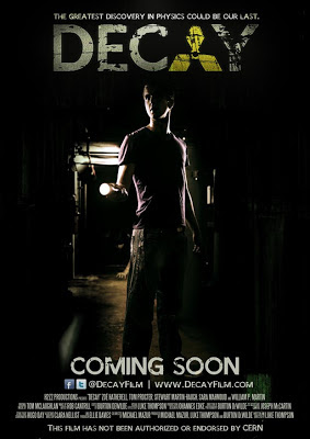 Decay zombie movie
