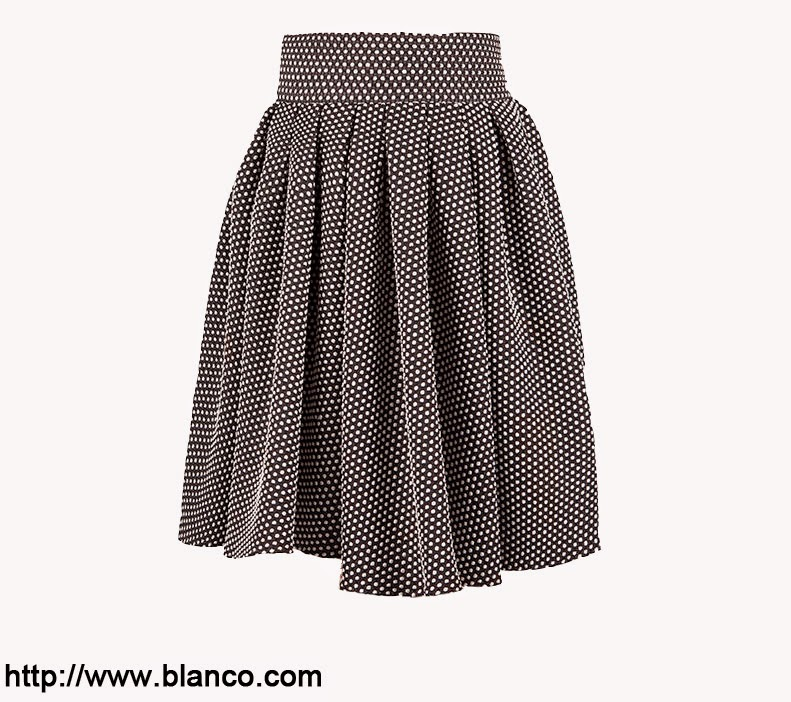 Falda/Skirt BLANCO