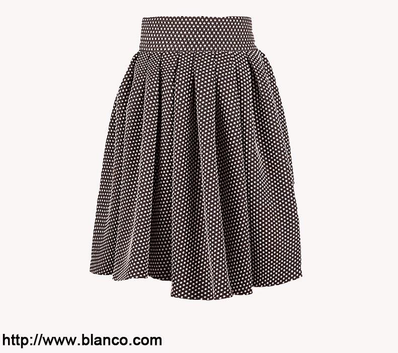 Falda/Skirt BLANCO