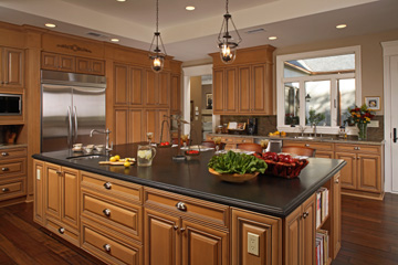 Cabinets for Kitchen: Glazed Kitchen Cabinets Pictures