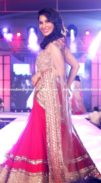 Sophie Chaudry - on the ramp