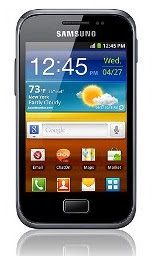 Harga Spesifikasi Samsung Galaxy Ace Plus Terbaru 2012