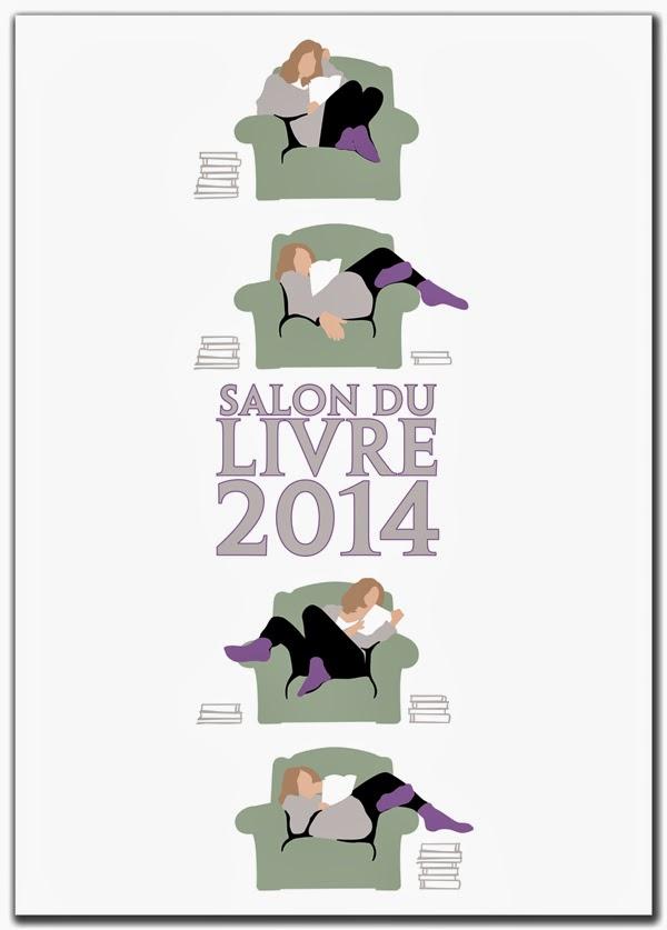 Chez louif 39 concours d 39 illustration salon du livre 2014 - Salon du livre anarchiste ...