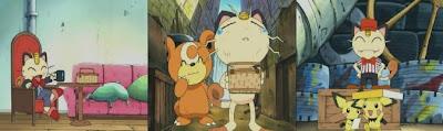 De Meowth Y Los Pokémon
