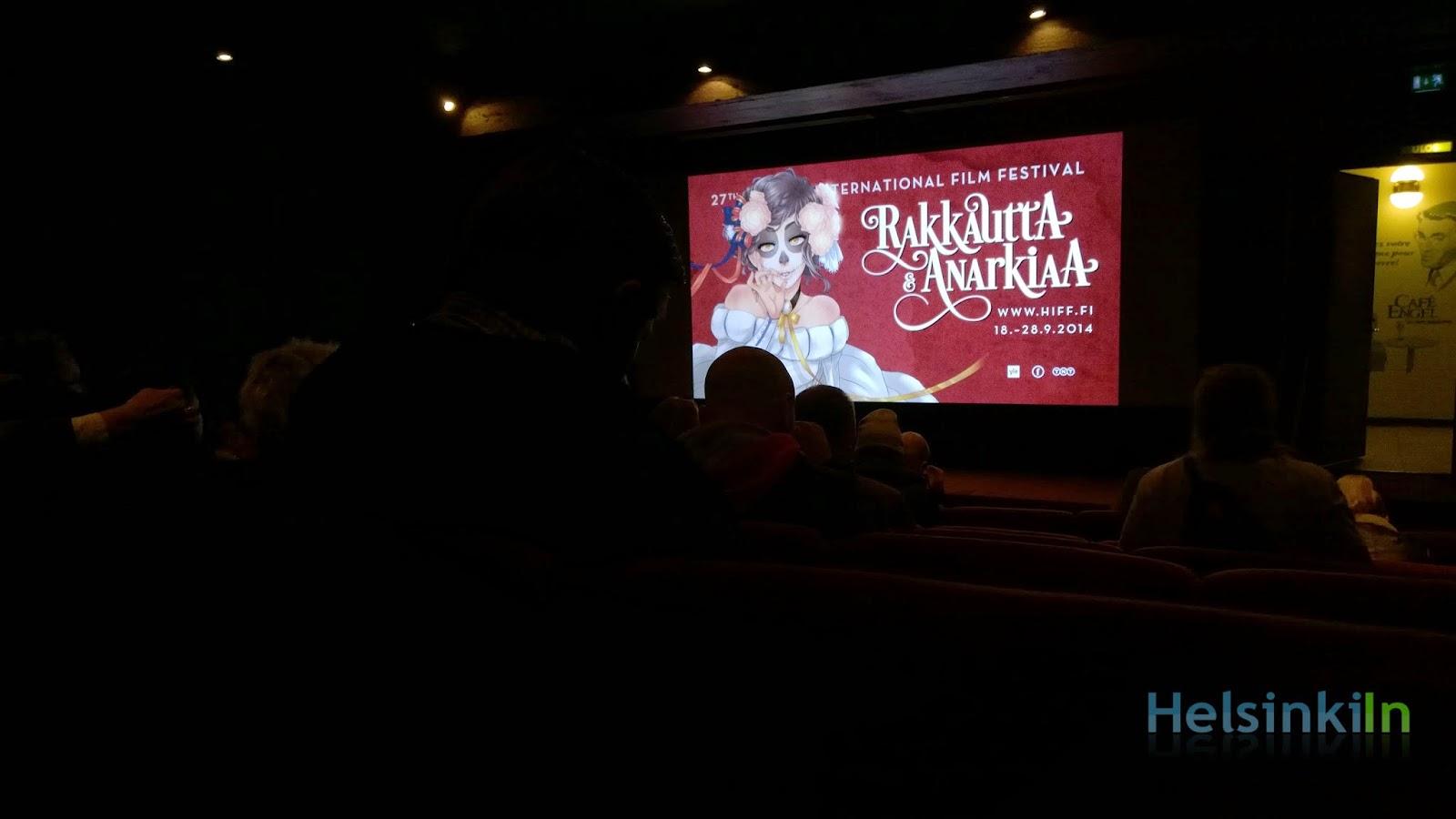Rakkautta & Anarkiaa 2014