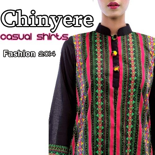 Chinyere Casual Shirts 2014