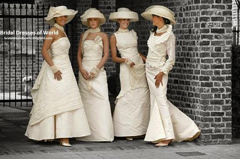 Wedding Dresses  Belgium : Bridal dresses of world belgium wedding stylish