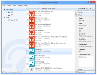 Auslogics File Recovery 4.4.0.0 Including Crack