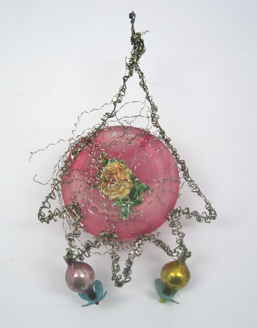 Time machine to the twenties victorian christmas ornaments
