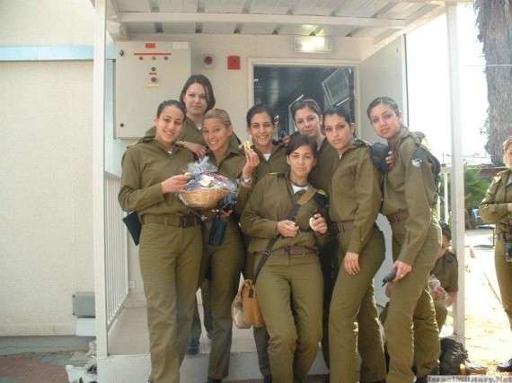 israel+army+girl+sexy
