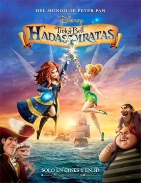 Tinker Bell: Hadas y Piratas en Español Latino