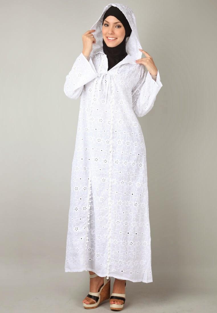 model terbaru baju muslim syahrini edisi lebaran trend
