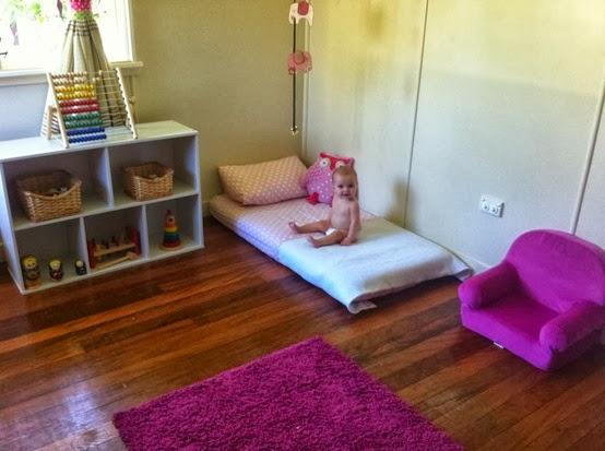 Trukitos de amatxu la habitaci n crece con el beb - Suelo habitacion ninos ...