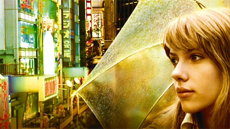 Scarlett Johansson en Lost in Translation