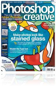 Photoshop Creative Magazine Issue 08