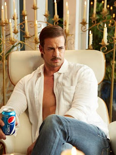 Fotos] William Levy para a Pepsi Next