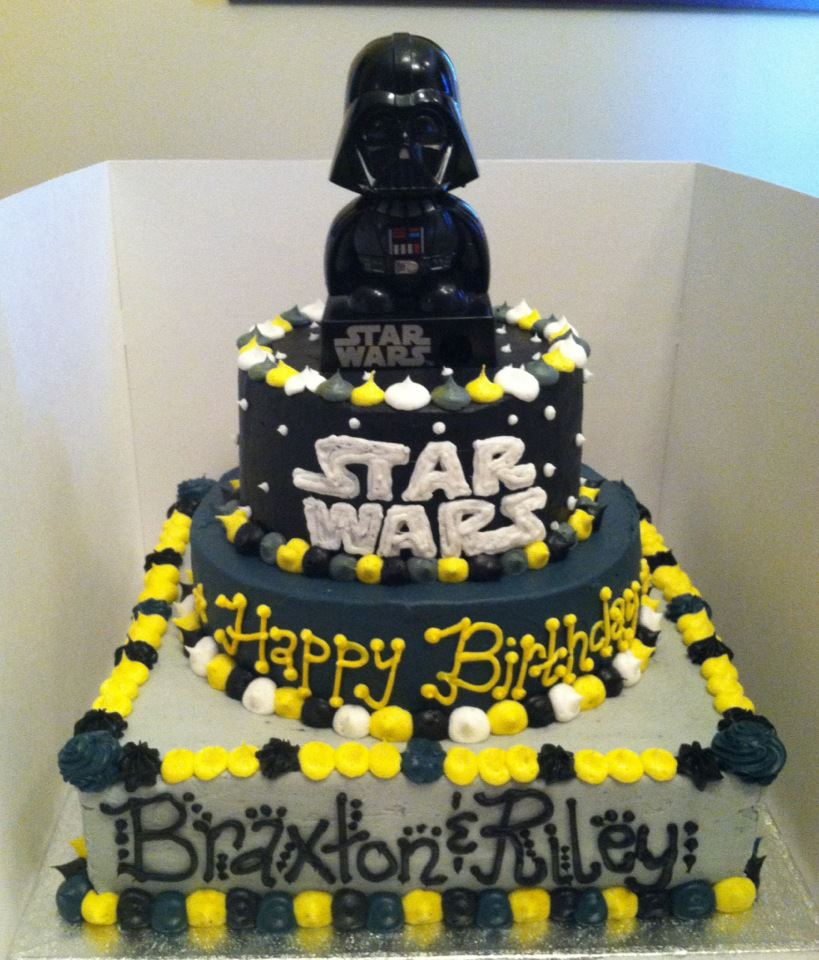 Sweet Treats by Susan Star Wars Cake