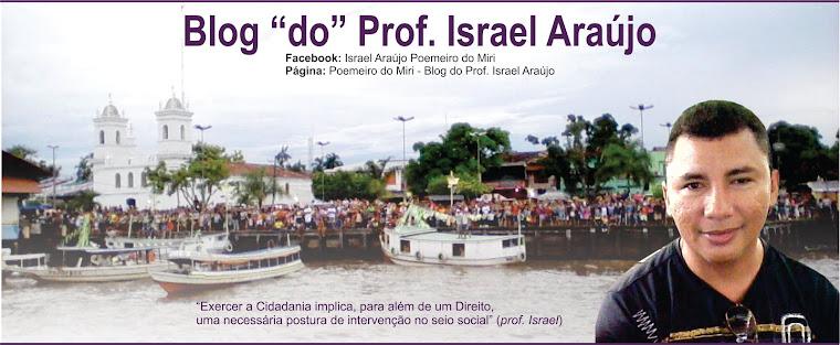 Blog do Prof. Israel Araújo